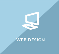 Web Design Services page button